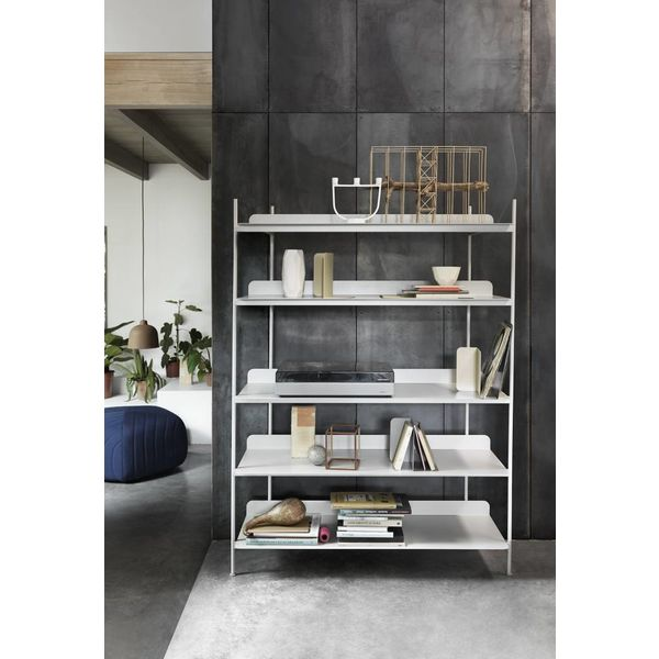 Muuto COMPILE SHELVING SYSTEM / CONFIGURATION 5 / CONFIGURATION 5 Grey