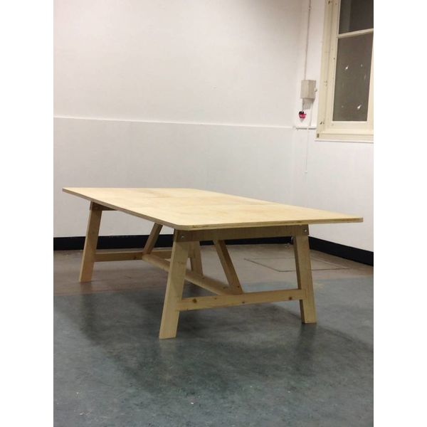 Sigebert Ateliertafel