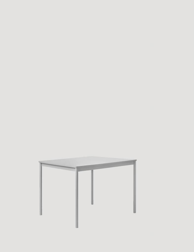 muuto base table 140 x 80 cm edwin pelser. Black Bedroom Furniture Sets. Home Design Ideas