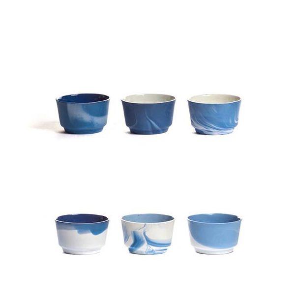 Pigment & Porcelain Cups