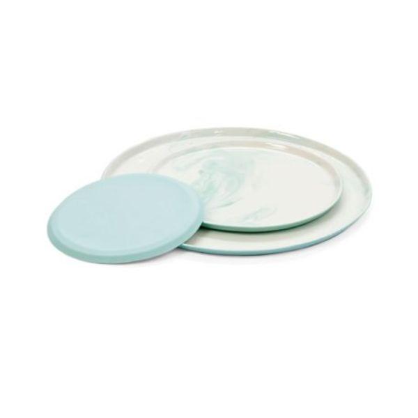 Pigment & Porcelain Plates