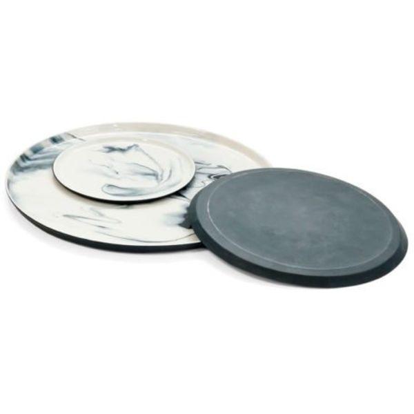 Vij5 Pigments & Porcelain plate