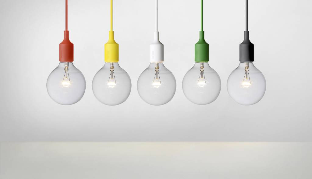 Muuto E27 Hanglamp : Muuto e hanglamp halogeen edwin pelser interieur