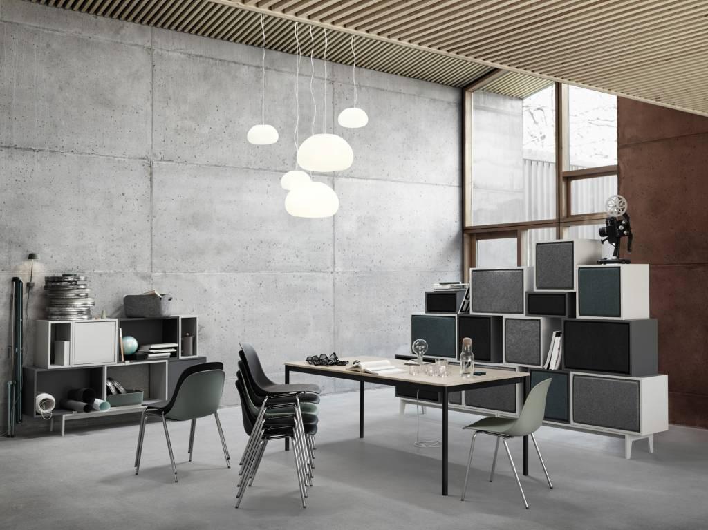 Studio Hanglamp Muuto : Muuto fluid hanglamp small edwin pelser interieur