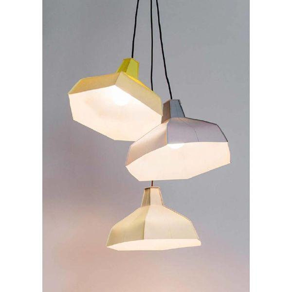 Pepe Heykoop Folded lampshade