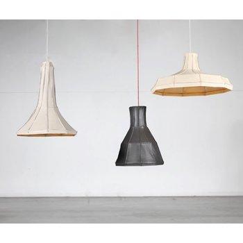 Pepe Heykoop Leather lamp