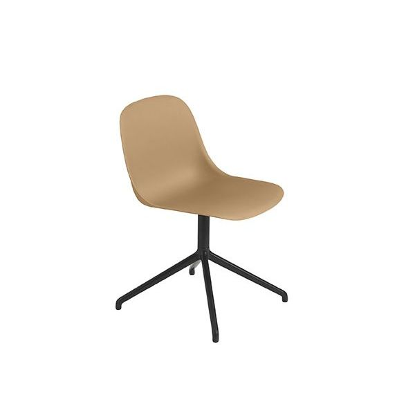 Muuto Fiber Side Chair normal shell swivel base without return