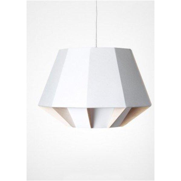 New Duivendrecht Polar lamp grijs/wit hanglamp
