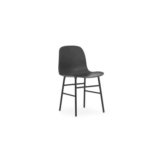 Normann Copenhagen Form Chair Full Upholstery Steel legs
