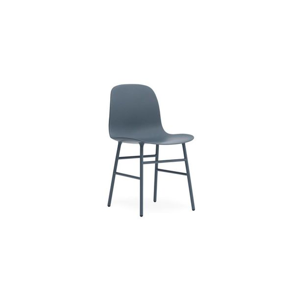 Normann Copenhagen Form Chair Steel legs