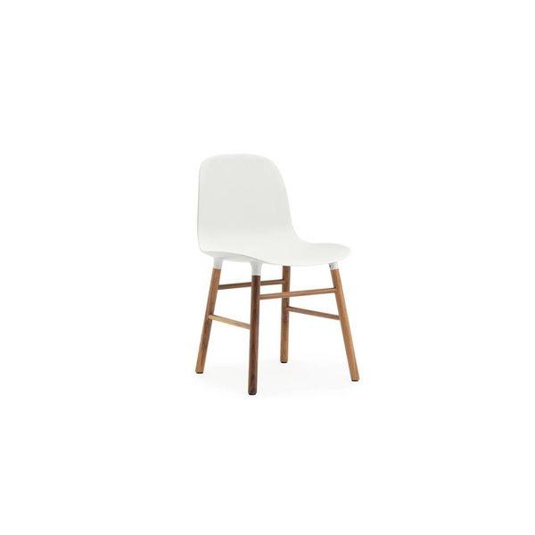 Normann Copenhagen Form Chair walnut legs