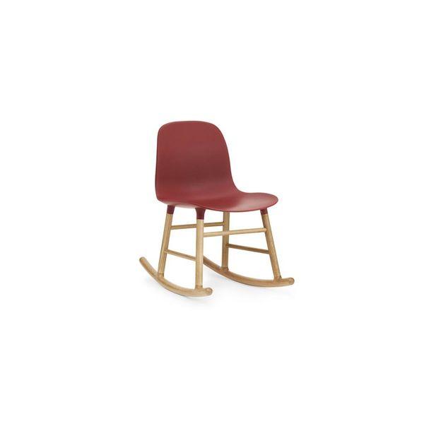 Normann Copenhagen Form Rocking Chair Oak legs
