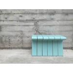 Label Breed module Ceramic brick bench