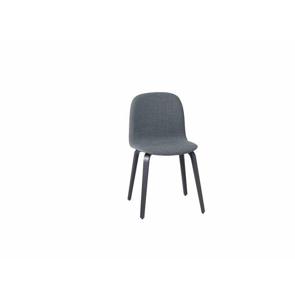 Muuto Visu Chair textile  / leather shell