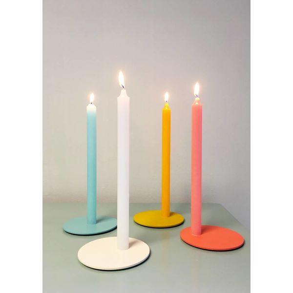 Van Vrienden BOND 10 kaarsen incl. 1 magneet + blad 13 cm