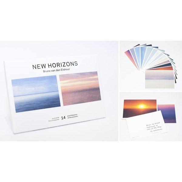Bruno van den Elshout New horizons - set van 14 ansichtkaarten
