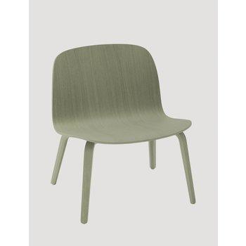 Muuto Visu Lounge Chair wood shell