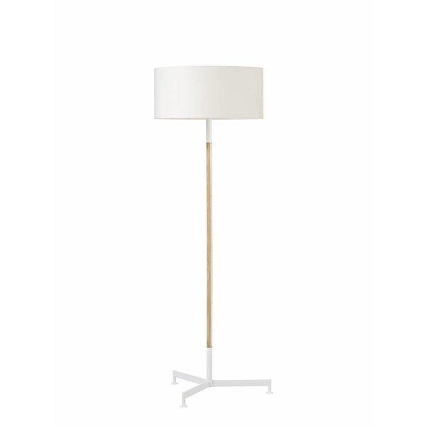 Floris Hovers Stoklamp wit showroommodel