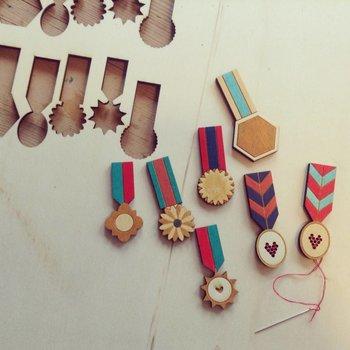 Daniele Knirim medal of honour