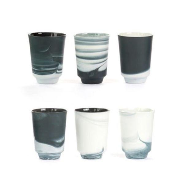 Vij5 Pigments & Porcelain cups per stuk