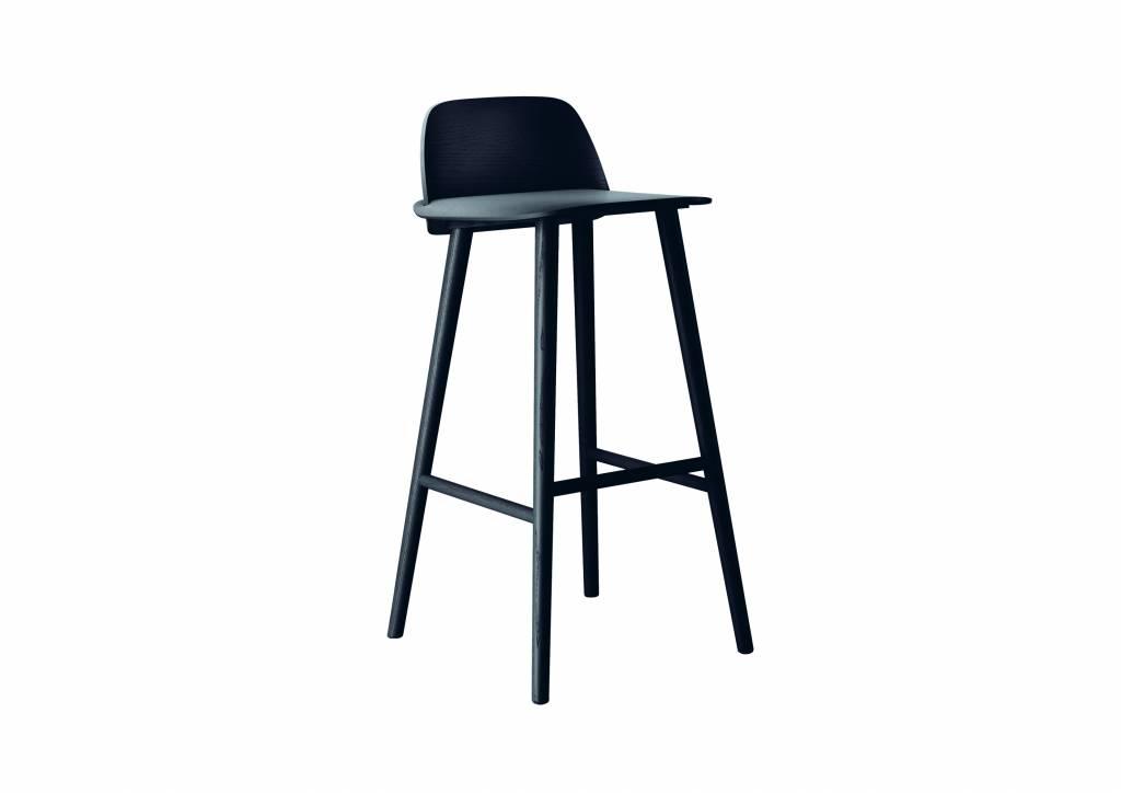Nerd Barkruk Muuto : Muuto nerd bar stool cm edwin pelser interieur