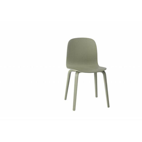 Muuto Visu Chair wood shell