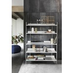 Muuto COMPILE SHELVING SYSTEM / CONFIGURATION 3 / CONFIGURATION 3 Grey