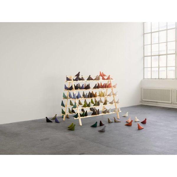 Christien Meindertsma Pigeon Service Kvadrat Canvas