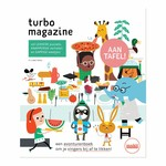 Makii Turbo Magazine ' Aan Tafel!'