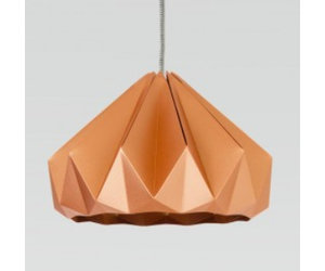 Studio Snowpuppe Lamp : Origami lamps lampshades for baby nurseries or childrens rooms
