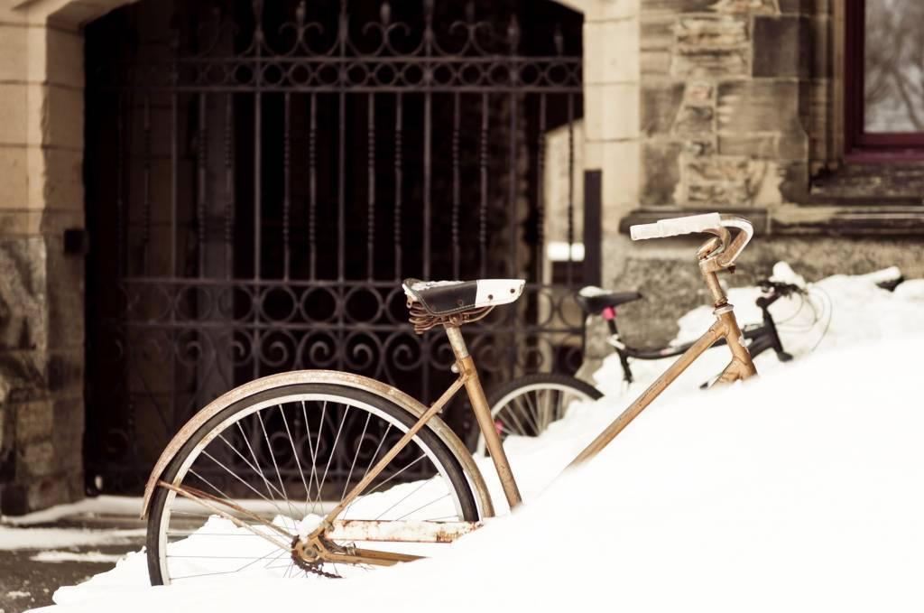 Maak uw fiets winterklaar