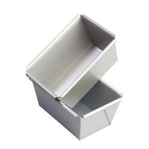 Patisse Kleine broodvorm silvertop