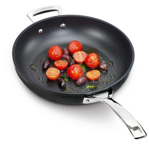 Le Creuset Sauteerpan antikleef Les Forgees