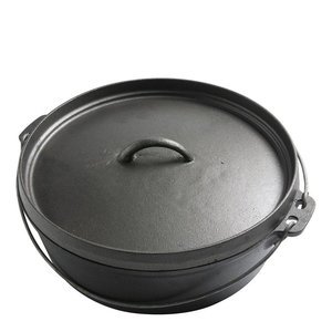 Big Green Egg Dutch oven gietijzer