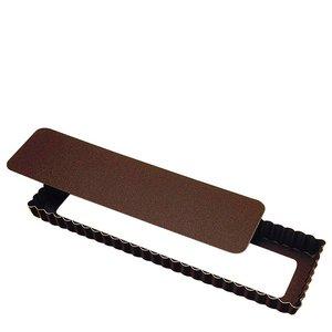 Gobel Taartvorm met losse bodem rechthoek