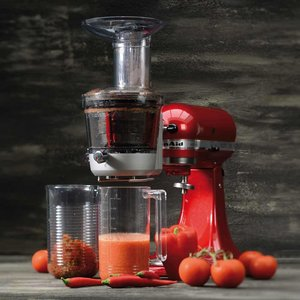 KitchenAid Slowjuicer - sappers