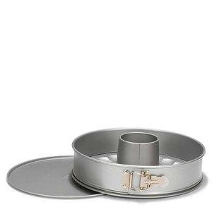 Patisse Springvorm met tulbandinzet Silvertop