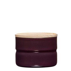 Riess Voorraadpot met houten deksel 230 ml