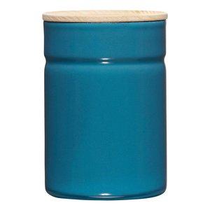 Riess Voorraadpot met houten deksel 525 ml
