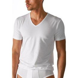 Mey Dry Cotton T-Shirt V-Neck White