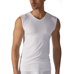 Mey Software Sleeveless Shirt White