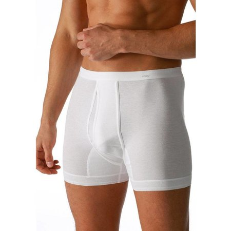 Mey Noblesse Classic Boxershorts White