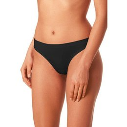 Mey Illusion Thong Black