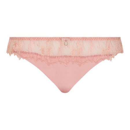 LingaDore Cotton Candy Brief Dusty Rose