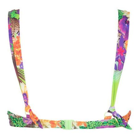 LingaDore Beach Hakuna Matata Halter Neck Bikini Top Jungle Print