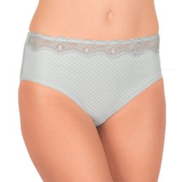 Felina Joy Brief Silver Cloud Drops