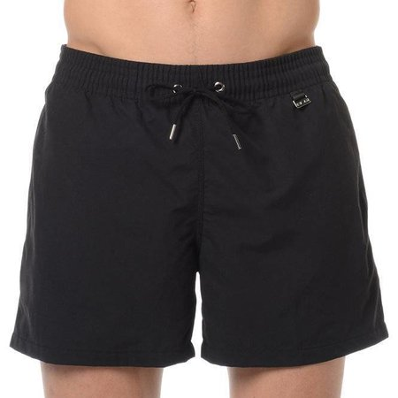 HOM Beach Fun Marina Short Black