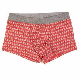 HOM Boxer Brief Rudolph Red