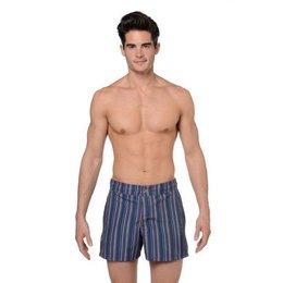 HOM Cap Corse Swim Shorts Navy