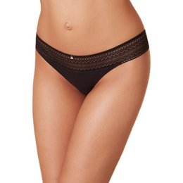 Passionata Cheeky Thong Black